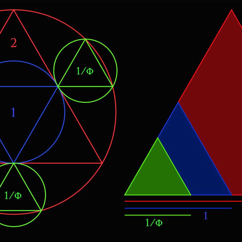 triangle octave phi