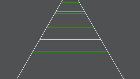 wavelength pyramid octave vs phi