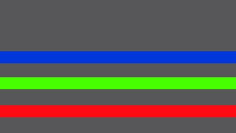 basic wavelength relationship chart