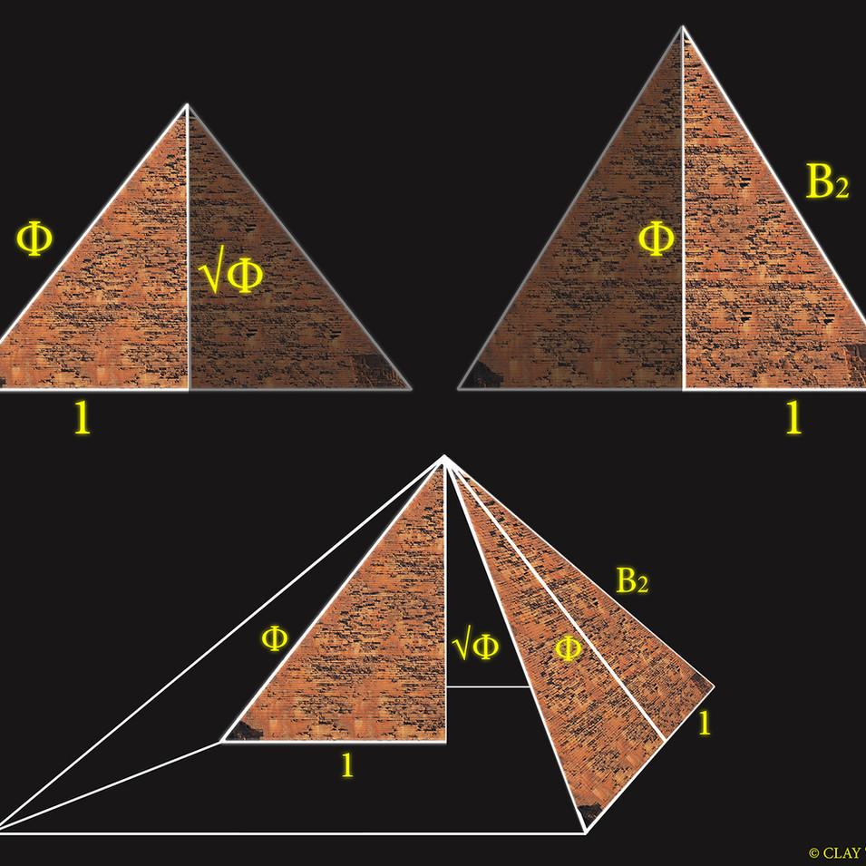 golden- great pyramid - clay taylor