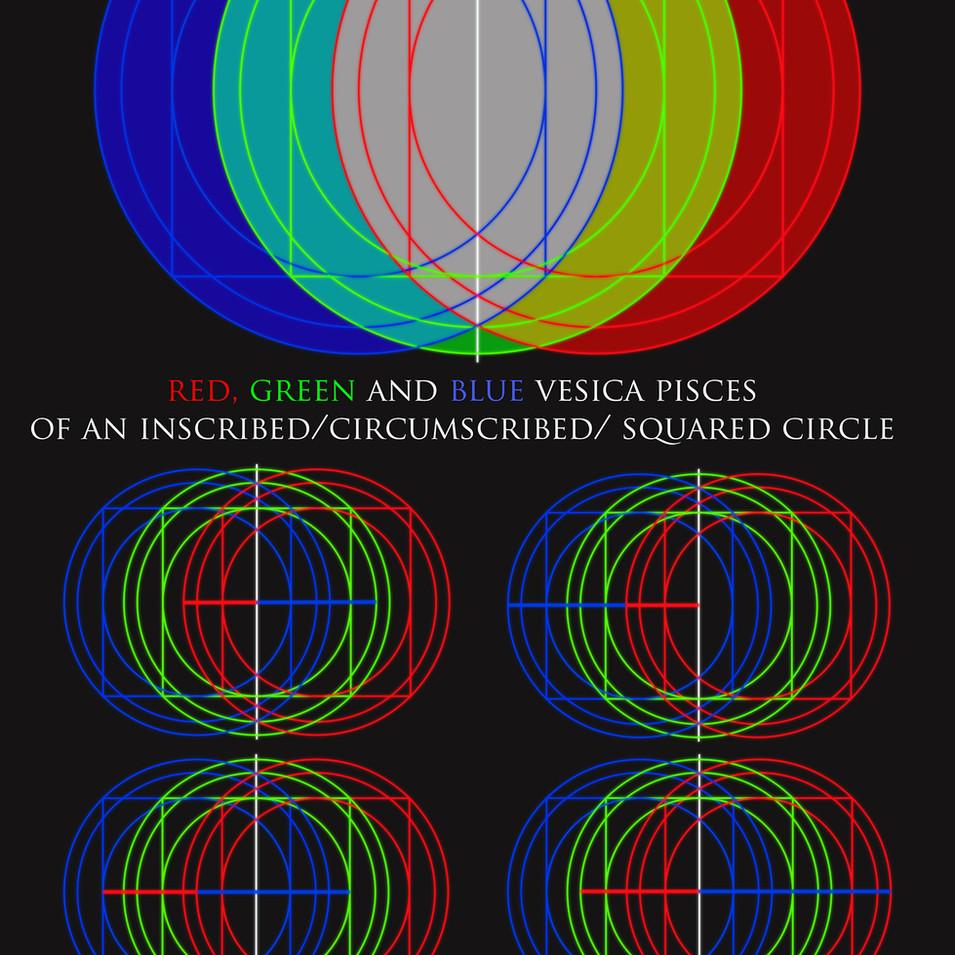 vesica - squared circle - clay taylor