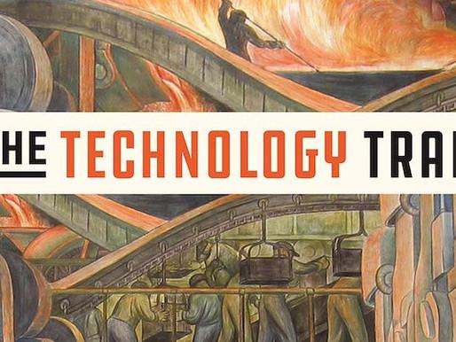 Industrirevolutioner - ikke alene giver de os nye redskaber, de transformerer også vores samfund.