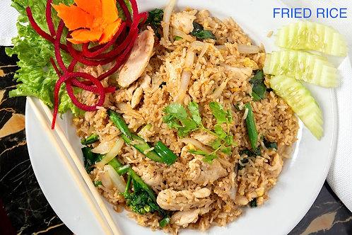3.1) Fried Rice