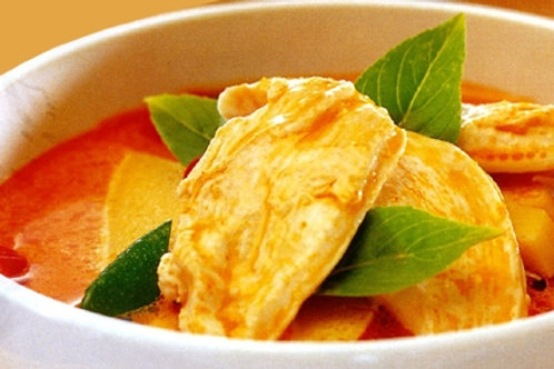 5.1) Red Curry