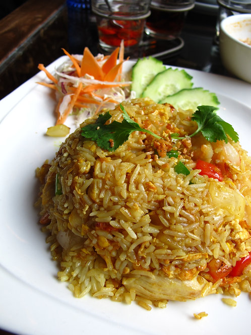 3.5) Pineapple Fried Rice