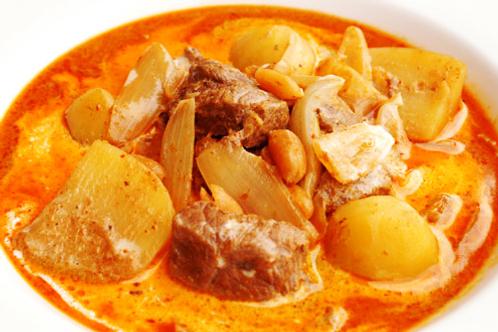 5.2) Musaman Curry