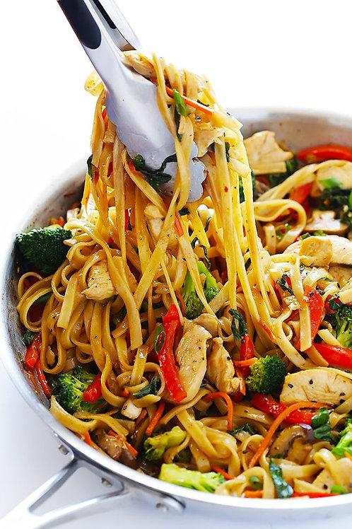 6.7) Curry Noodle
