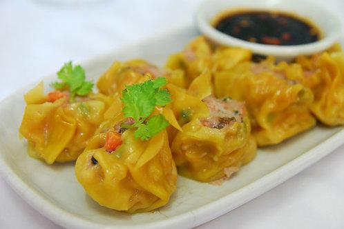 1.3) Steam dumpling