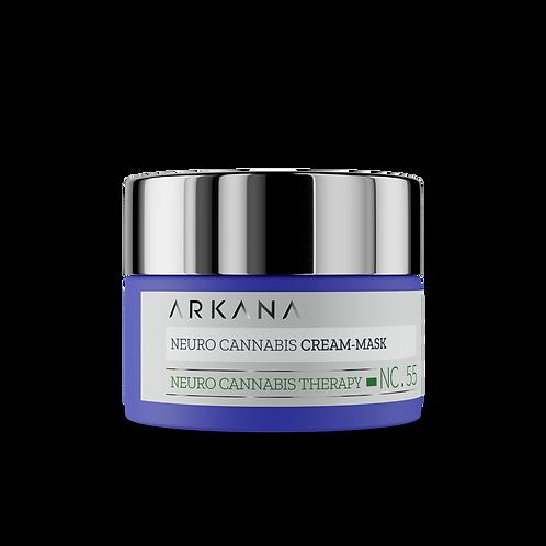 Neuro Cannabis Cream Mask 50mL