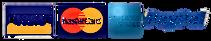 carte bleue acceptee, amex, cb, visa, paypal, mastercard