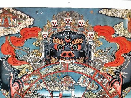 Vivir como una bestia, un demonio, un espíritu y un hombre en un día | Los 6 reinos de existencia