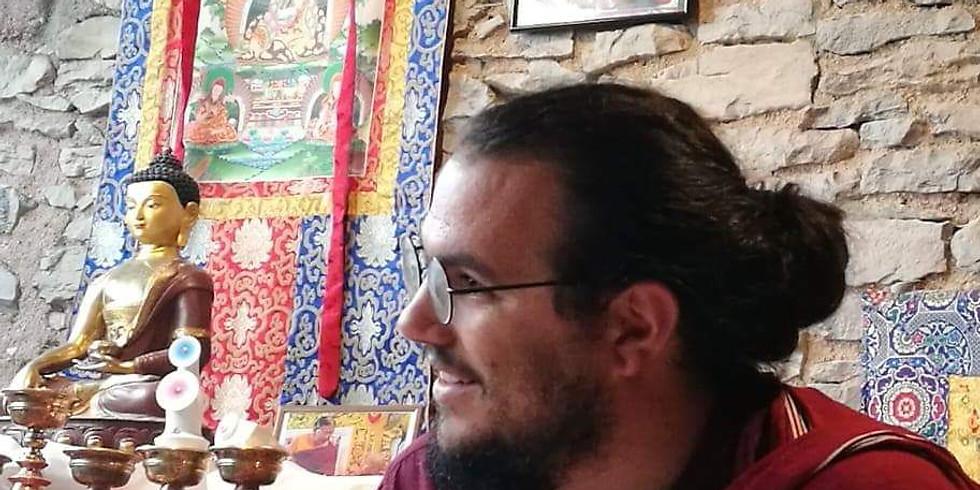 Meditació guiada amb Lama Norbu