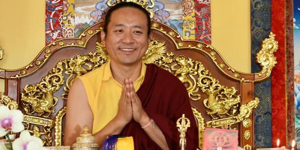 ES Gyana Vajra Rinpoche visita Casa Virupa