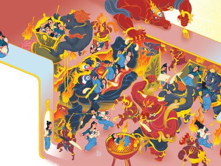 Los vegetarianos escondidos del Tíbet