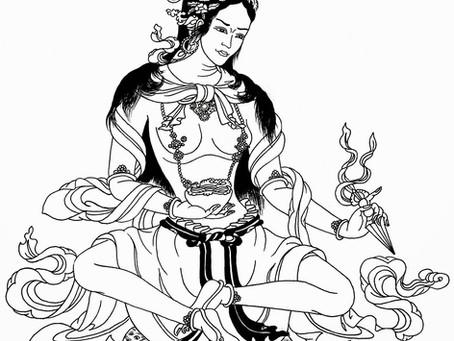 El camino de la gran yoguini: vida y realizaciones de Yeshe Tsogyal