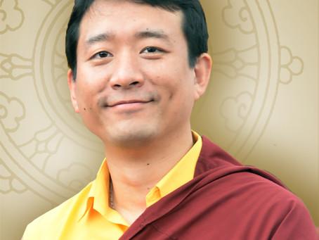 Calendario Gira S.E. Gyana Rinpoche España 2019