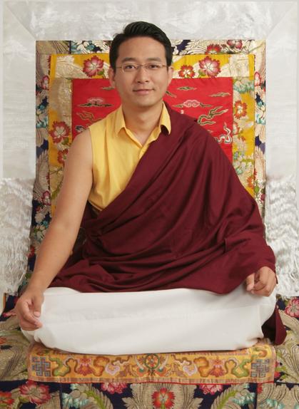 H E  Khöndung Gyana Vajra Rinpoche visits Casa Virupa +