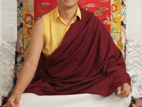 H.E. Khöndung Gyana Vajra Rinpoche visits Casa Virupa + Torma initiation of Vajrakilaya | August 29t