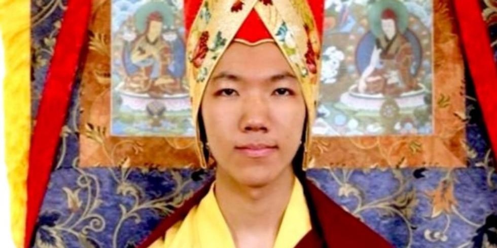 Asanga Vajra Rinpoche  Enseñanzas e iniciación