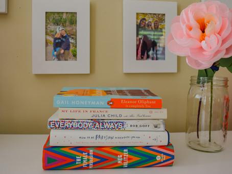 What's On My Bookshelf
