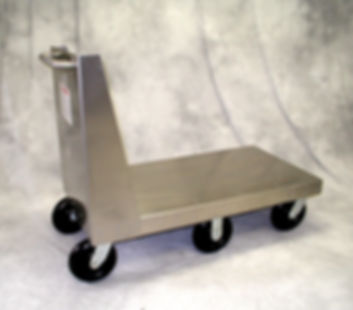 RELDOM Flat Bed Utility Cart