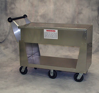 RELDOM Large Chip / Card / Dice Fill Cart