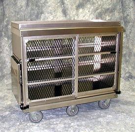 RELDOM Small Kiosk Cart