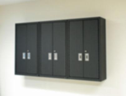 RELDOM Solid-Door Wall Cabinet