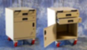 RELDOM Standard Mobile Cabinet