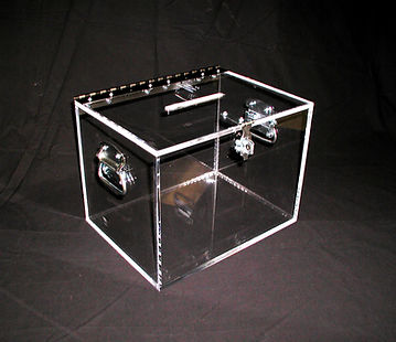 RELDOM Receipt Box