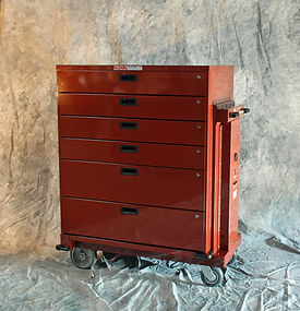 RELDOM Powered Utility Cabinet Cart