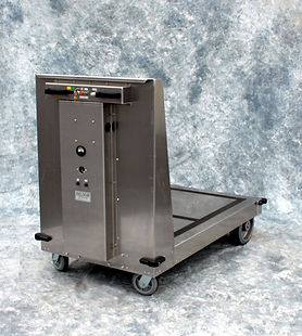 RELDOM Powered Utility Base Cart