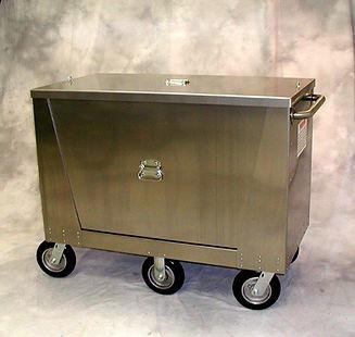 RELDOM Small Bulk Transport Cart