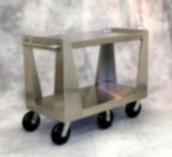 RELDOM Shelf Utility Cart