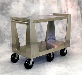 RELDOM Shelf Utility Cart