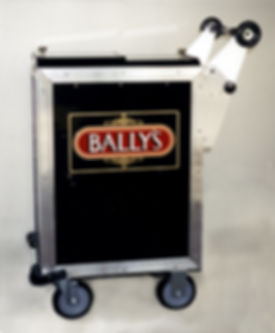 RELDOM Small Chip Cart