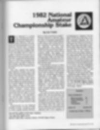 Retriever National Amateur Championship Stake 1982 article
