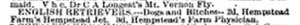 Listing from an 1800s newspaper listing dog show results for two curly coated retrievers.