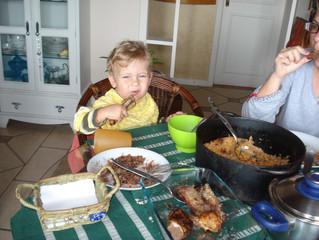 Resumão das Orientações do Ministério da Saúde e da Sociedade Brasileira de Pediatria para a aliment