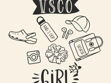 VSCO Girl, E-Girl, and Soft Girl