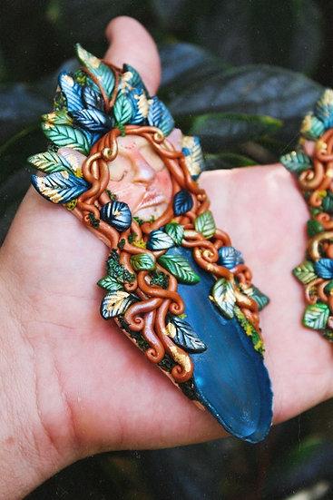 Grumpy Fairy Necklace (1)