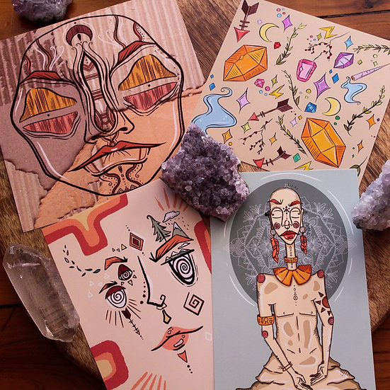 Print Pack (8)