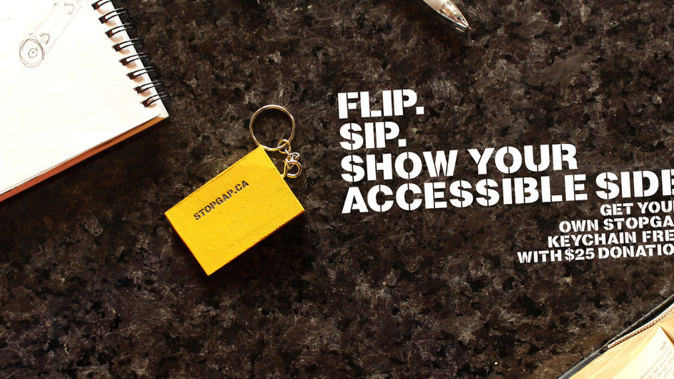 SHOW YOUR ACCESSIBLE SIDE