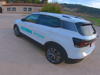 Test Drive VW T-Cross 1.0 TSI First Edition