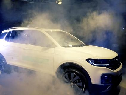 Presentazione della nuova VW TCross presso Autocentri Giustozzi