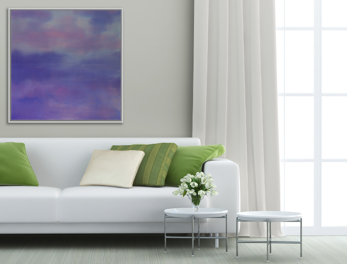 """Peaceful Evening"" (see portfolio for details)"