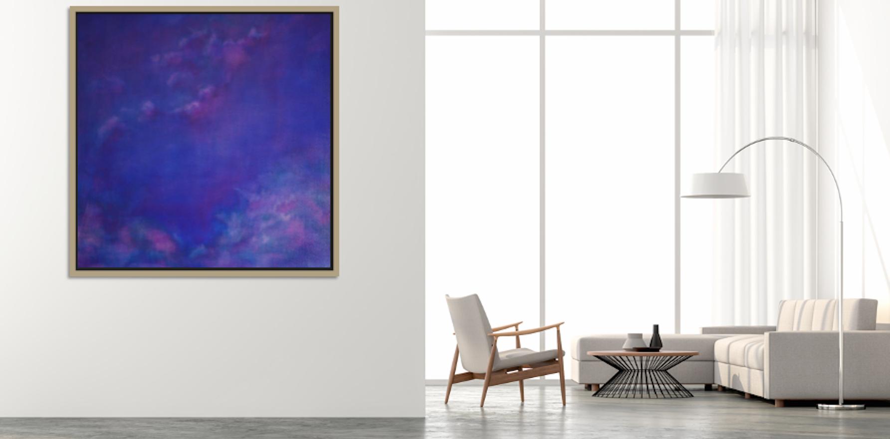 """""""Deep Blue Sky"""" (see portfolio for detai"""