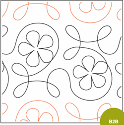 Ginger Flower by Apricot Moon Designs (U