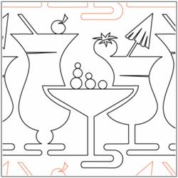 Happy Hour by Melonie Caldwell (Urban El