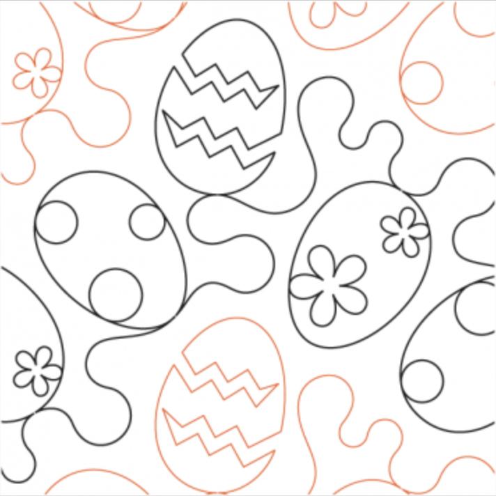 Eggstravaganza by Melonie Caldwell
